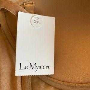"""Le Mystere Intimates & Sleepwear - Le Mystere """"Soirée"""" nude bustier"""